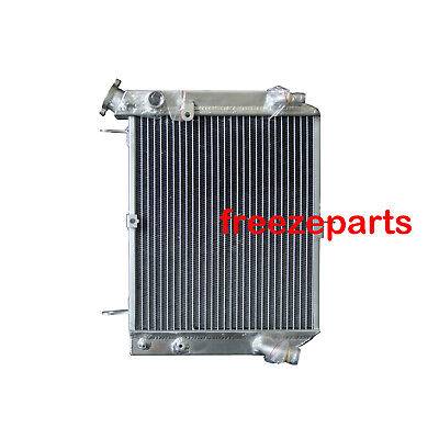 Motorcycle Aluminum Radiator For YAMAHA YZF R1 YZF-R1 YZFR1 2002-2003 Black