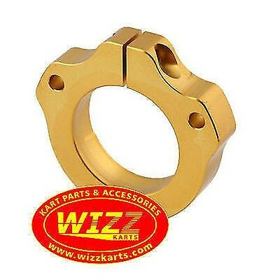 Italiana Oro 30mm Regulable Portador Del Rodamiento WIZZ KARTS