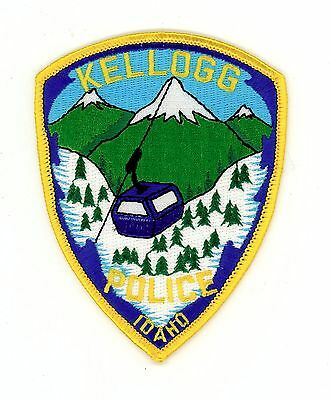 Kellogg Police Department Idaho