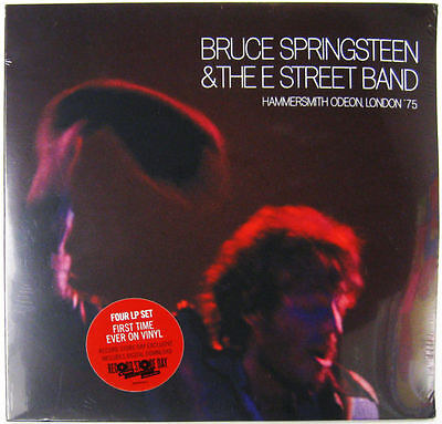 Bruce Springsteen & The E Street Band - Hammersmith Odeon, London '75 (Sealed)