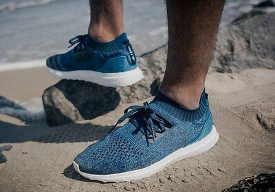 4ec856b3360d BRAND NEW ADIDAS Ultra Boost Uncaged Parley BY3057 Night Navy Core ...