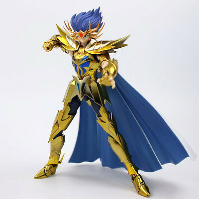 S Temple St Metal Club Myth Cloth Ex Gold Saint Seiya DeathMask Cancer Figure