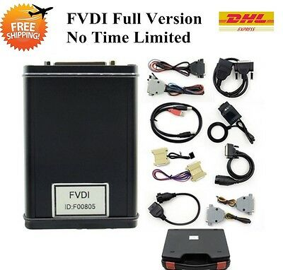 FVDI ABRITES Commander Full Version With 18 Software Diagnostic Tool 2017 New