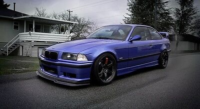 BMW E36 GT2 STYLE SPOILER RIGER STYLE M-Sport M3