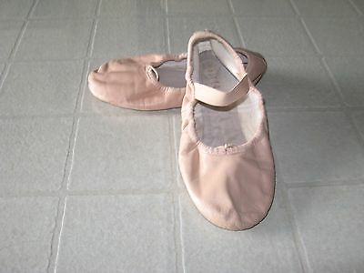 Bloch Girl's Leather Ballet Shoes, Size 2C