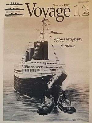 SS Central America, Tommy Thompson, Voyage 12 Magazine, Summer 1992, New!