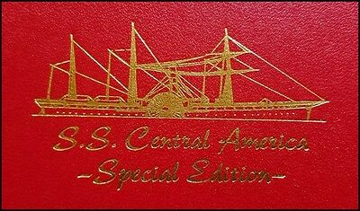 SS Central America, Tommy Thompson, United States Coins, 2002, Red Book, New!