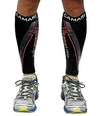 Calf Compression Sleeves Leg Support Pain Relief Shin Splints Running Injury