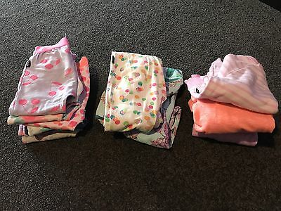Bonds Girls Bundle Size 2 Zippys, Leggings, Tops 14 Items
