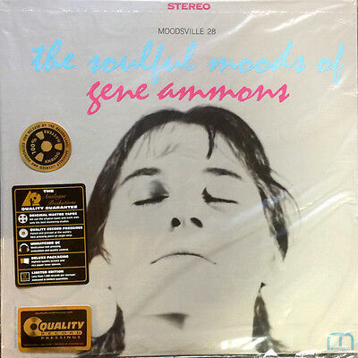 Gene Ammons - The Soulfool Moods.+++ Vinyl 200g+++Analogue Productions ++NEU+OVP