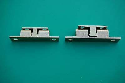2 Sizes Latch Adjustable Ball Bearings Latch 1 11/16 + 1 7/8 Solid Brass