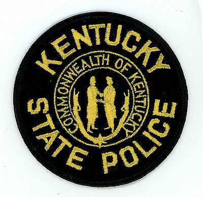 Kentucky State Police Vintage