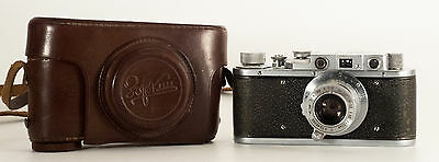 Zorki 1 (B) With Original Leather Case S.n. 194874