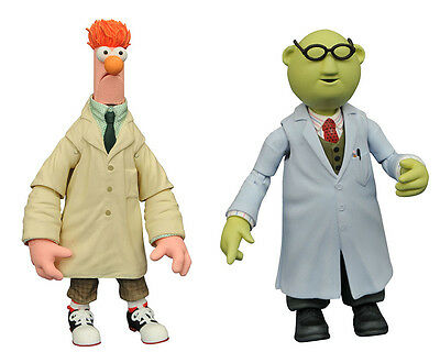 Diamond The Muppets Select Series 2 - Bunsen & Beaker