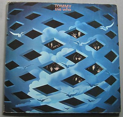 The Who - Tommy (2 LP´s)