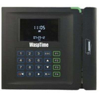 Wasp Time BC100 Barcode Time Clock 633808551407
