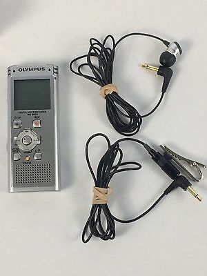 Olympus Voice Digital Voice Recorder WS-600S - Good Condition-Free Shipping