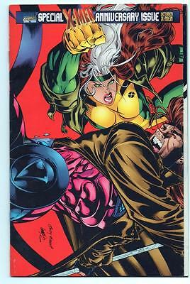 X-Men Anniversary Issue #45 Gambit and Rogue Cover VF