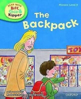 ORT Read with Biff, Chip, and Kipper: Phonics: Level 3: 'The Backpack' P/B Book