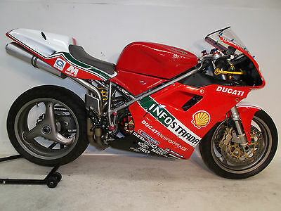 Ducati 748-E Superstock