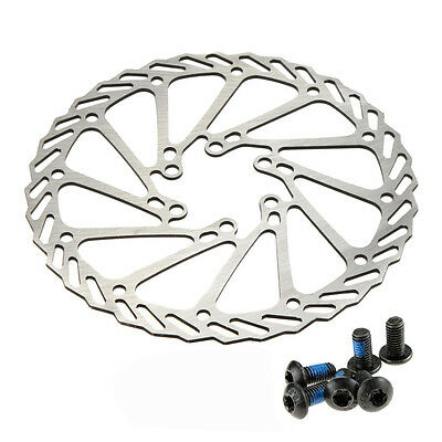 MTB Bike Disc Brake 160mm Rotor with 6 Stainless Steel Blots Fit f or Avid G3