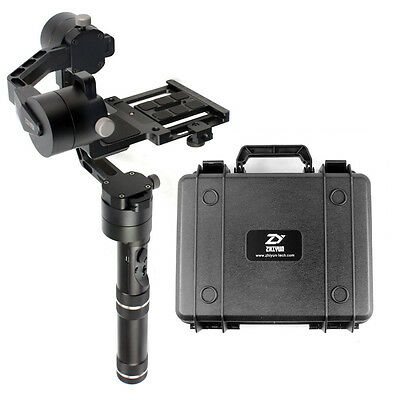 Newest Zhiyun Crane 3 axle Handheld Stabilizer  gimbal for DSLR Canon Cameras