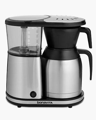 Bonavita 8 Cup Coffee Brewer with Stainless Steel Thermal Carafe