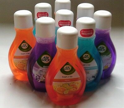 375mlx6 Air Wick Fresh n Up air freshener Citrus Lavender & Camomile Fresh Water
