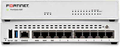 *NCG* brand new in box-FORTINET FG-60E firewall office security appliance