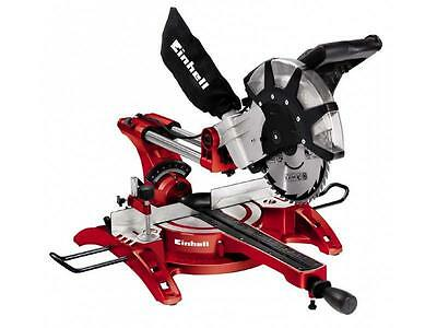 Einhell Th-Sm 2534 250Mm  Double Compound Sliding Mitre Saw 2350W 240V