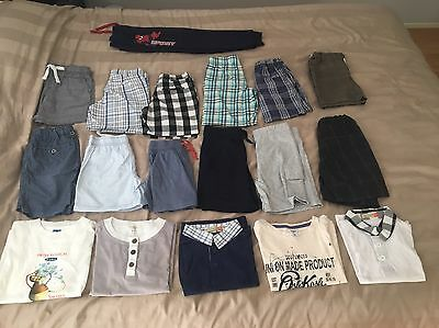 Boys Size 5 Clothing Used Tops Bottoms Track pants