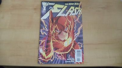 DC Comics : The Flash #1 - The New 52 - Nov 2011