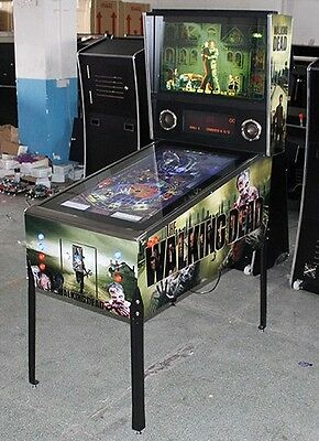 Arcade Virtual Pinball Machine / Virtueller Flipper