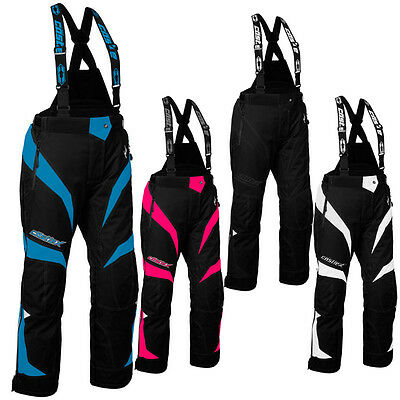 Castle X Fuel G6 Womens Snowmobile Winter Snow Skiing Sled Pants