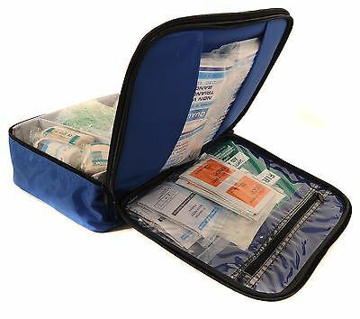 Qualicare Sports Touchline Elite First Aid Kit - Complete Kit in Bag or Refill