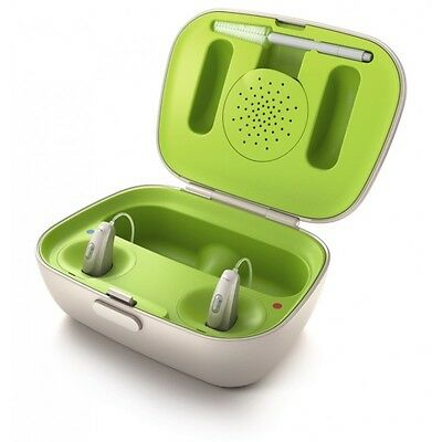 Phonak Belong Charger Case RIC by KEEPHEARING LTD