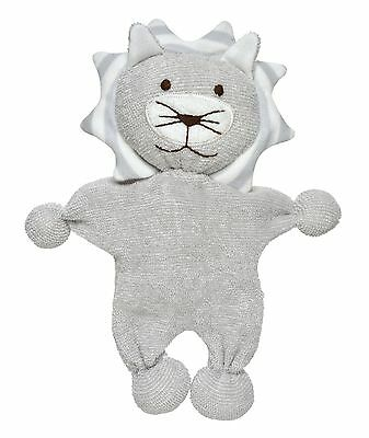 Under the Nile 100% Egyptian Organic Cotton Lovey Lion Stuffed Animal - 134568