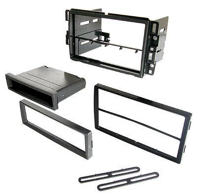 Best Kits BKGMK317 Single/Double Din Dash Kit for Select 2006-2014 GM Vehicles