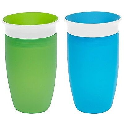 2 Pack Toddler Sippy Cups 10 Ounce Kids Cup Easy To Clean BPA Free Shipping