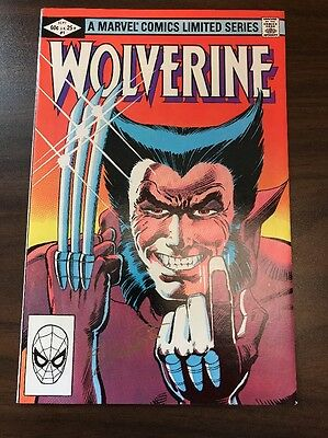 wolverine limited series# 1 Signed Copy