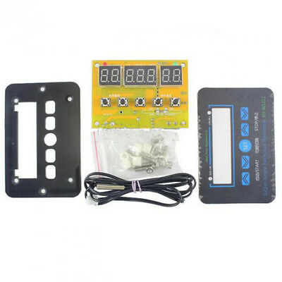 12V LED Intelligent digital display thermostat Temperature controller switch