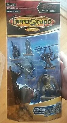 Heroscape Valkrill's Legion Moltenclaw's Invasion Miniatures Sealed