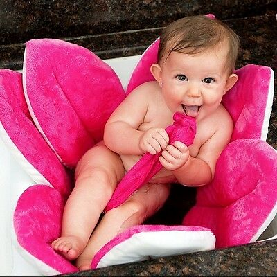 Blooming Bath Flower Bath Tub Baby Blooming Sink Babies Infent Safety Security