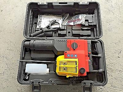 NEW! Powerful Industrial Mobile Gas Hammer Drill
