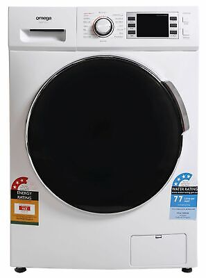 NEW Omega OWM75W 7.5 kg Identico Front Load Washing Machine