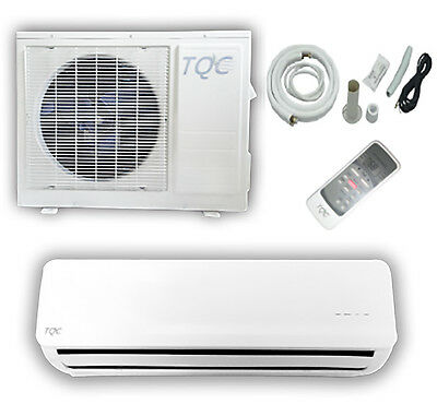 Split Heat Pump & Air Conditioner 18000Btu - Installation Kit Incl