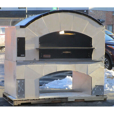 Marsal Natrual Gas Pizza Oven Model MB60, Very Good Condition