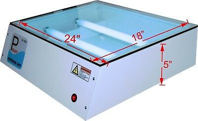 Screen Printing UV Exposure Unit 16 X 20 Exp Area