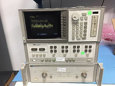 HP 8510C Vector Network Analyzer 45MHz - 26.5GHz Full Set Fully Tested