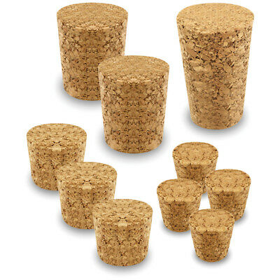 Cork Stoppers Value Pack Assorted 10/Pkg GC035